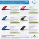 Dell Notebooks Inspiron 14R Inspiron 15R