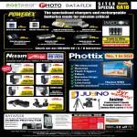 Red Dot Photo Dataflex Powerex Chargers Batteries Maha Imedion Analyser Nissin Digital Metz Phottix Jusino Screen Protector