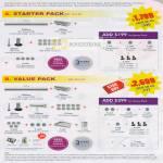 Starter Pack Value Pack Power System