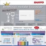 FMI Sanyo Eneloop KBC L2BS AA Battery Vouchers