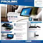 Fida Prolink Tablet PC TW8 Touch Glee SW9 Netbook UW2 3G Modem Powerline Router Adapter