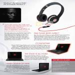 Envy Beats Audio Notebook Technology Features Dre Solo BrightView