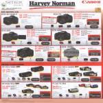 Canon EOS Digital Cameras DSLR 5D Mark II 7D 60D 550D 500D 1000D Legria Video Camcorder HF FS36 M32