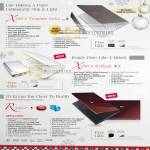 Notebooks X300 L Premium X200 L Netbook R590 T 3D ARR7A3