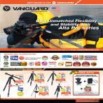 Vanguard Alta Pro Awards Accreditation Carbon Fiber Tripods