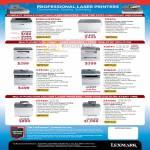 Lexmark Printers Laser E260d C540n X203n X204n X264dn X364dn Multi Function X543dn X544dn
