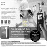 Linksys Cisco Flip Mino HD Video Pocket Camcorder