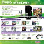 Xbox 360 Kinect Adventures Console Games Accessories Live Wireless Controller HDMI Cable