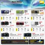 Digital Cameras Coolpix L22 S3000 S6000 L110 S8000 S80 P100 P7000
