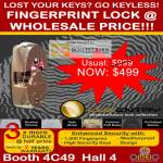 Fingerprint Advance Luxury Lock