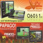GPS Navigator R6100 TMC Enabled R6600 Wayway