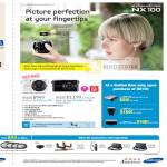 Audio House Digital Cameras NX100 I Function IFn