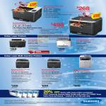Colour Laser Printers Multi Functions CLP 3185 325 CLX 325W 3185FN