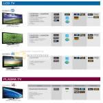 Courts LCD TV Series 5 Series 4 Plasma TV Series 4 Plus 3