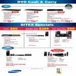 Gain City DVD Players Blu Ray Micro C550 773A 775A HT HW Living Room 2