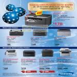 Printers Laser SCX 3200 ML 1660 2850ND SF 650P 3205W