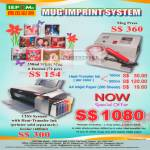 Mug Imprint System CISS Heat Transfer Ink Mug Press