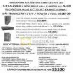 IBM Thinkcentre SFF Tower Full Desktop External Storage Iomega NAS Select Presige Ego IConnect Superslim