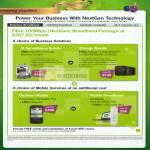 Business Fibre Vivotek PZ7132 IPCam Iomega StorCenter IX2 200 NAS Powervalue