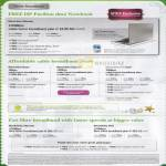 Starhub HP Pavilion DM4 Notebook Maxonline Ultimate Express Basic Premium Fibre MaxInfinity Elite