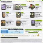 Mobile Samsung Galaxy S Ericsson Xperia X10 Mini Pro Flipout Huawei Ideos Blackberry Torch SmartSurf