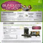 Roadshow Exclusives Xbox 360 Kinect Maxonline Premium Plus