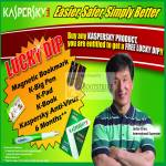Techlane Kaspersky Anti Virus Lucky Dip
