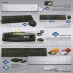 Powerlogic Keyboards Zen 2000 Atrix 2000 Pu Navigator R 5000 Wireless Air