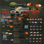 Sonicgear Earpump Series Earplug Earphones Pro 2 3