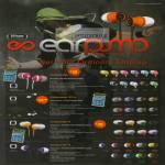 Sonicgear Earpump Series Earplug Earphones Pro 2 3