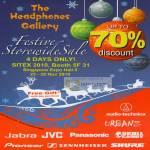 Storewide Sale Jabra JVC Panasonic Skull Candy Pioneer Shure