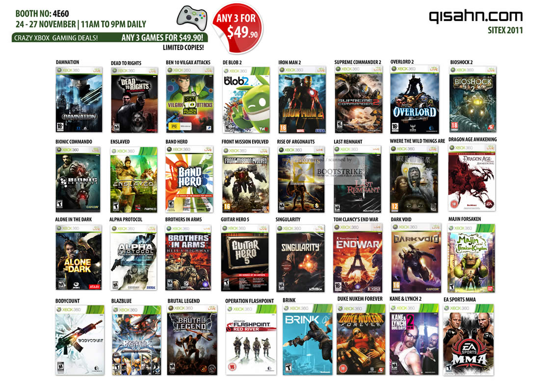 Xbox 360 Games 2014 List | www.pixshark.com - Images ...