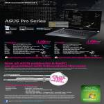 Notebooks Pro Pro36Jc Pro36Jc29i5l50D7PF-FP 3Y, Pro35F Pro35F29i5N50D7PM-SV 3Y, Extended Warranty