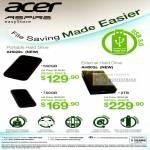 Aspire External Storage Easystore AH022s, AH003s