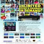 AsiaBox HD Media Player