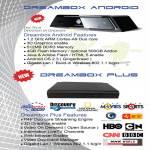 Dreambox Android Das Tech, Dreambox Plus, Media Player