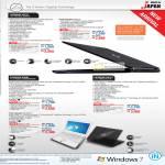 Fujitsu Notebooks S Series SH771 B5W-8, SH561 DB5W, DW5W, SH761, S-8