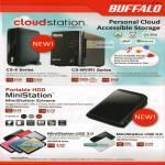NAS Cloudstation Pogoplug, MiniStation Extreme, USB3, External Storage
