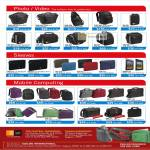 Photo Video Camera Bags, Case, Backpack, Sleeve, Attache, Sling Bag