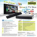 Nxter NxTV Smart TV Box Specifications, Functions, Features