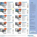 Philips LED Monitors 273P3LPHEB, 273E3LHSB, 244EL2SB, 234EL2SB, 225PL2EB, 227E3QPHSU, 227E3LPHSU, 227E3LSU, 202EL2SB, 192EL2SB
