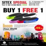 Divoom ITour WOW MP3 FM Speaker