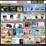 Red Dot Photo Powerex Charger, Battery, Chromage, Tamron, Marumi, Nissin Flash, Nexto Di ND2730 Storage, Hihi Film Scanner, Visico, Westcott, GamiLight, Jusino Tripod