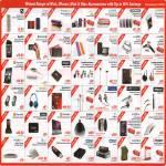 IPod IPhone Mac Accessories, Uniq, Freeze, Nixon, Jayz, XtremeMac, Edifier, Western Digital WD, Klipsch, Audio Technica Headphone, Earphones, LunaTik, Parallels