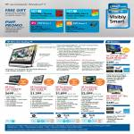 HP AIO Desktop PC Omni 120-1008d, TouchSmart 520-1038d, TouchSmart 520-1040d, TouchSmart 610-1188d, 2311gt LED 3D Monitor, X2301