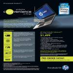 Notebooks Ultrabook Folio13-1012TU Pre-Order