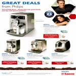 Philips Espresso Coffee Machines