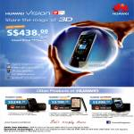 Vision 3D Android, Sonic, Ideos, X6 U9000