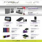 Mipow Battery Pack Juice Cover 6000 IPad 2, Case, Power Tube 2200, 4400, 3000, 4000, 5500