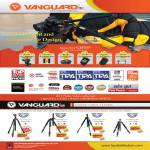 Vanguard Awards, Features, Carbon Fibre Tripods, Alta Pro